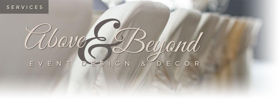 Above & Beyond Event Design logo