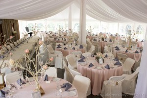 St. Marys Stone Willow Inn tent wedding.