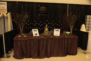 orchard valley spa booth decor