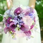Lyric Flowers wedding bouquet